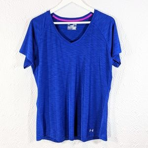 Under Armour Semi-Fitted Short Sleeve Tee